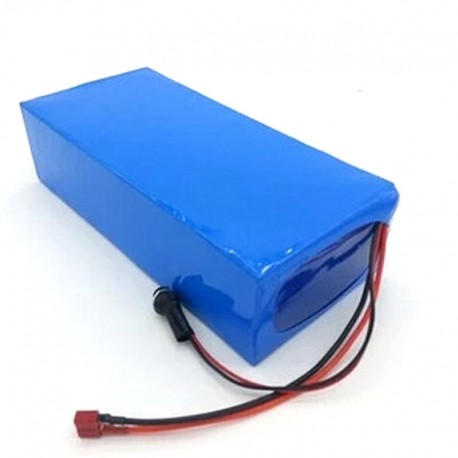 Free Customs Duty High Quality DIY 48V 15Ah Li-ion Battery Pack With 2A Charger,BMS For 48v 15ah Lithium Battery Pack